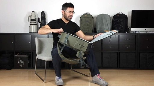Lowepro Photo Classic BP 300 AW Camera Bag - image 4 from the video