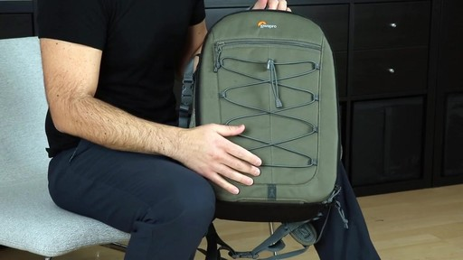 Lowepro Photo Classic BP 300 AW Camera Bag - image 5 from the video