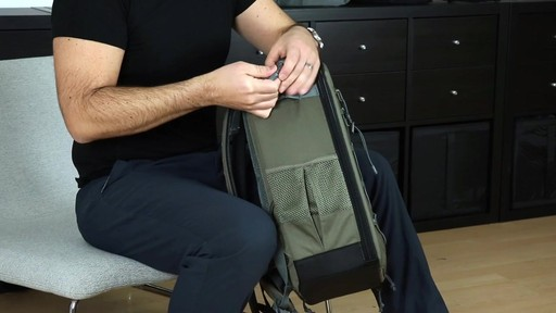 Lowepro Photo Classic BP 300 AW Camera Bag - image 6 from the video