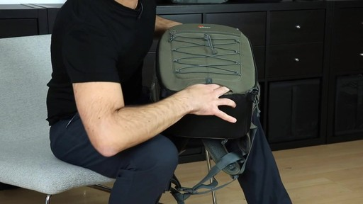 Lowepro Photo Classic BP 300 AW Camera Bag - image 7 from the video