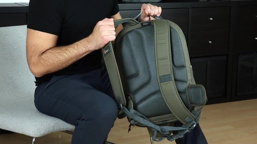 Lowepro Photo Classic BP 300 AW Camera Bag - image 8 from the video