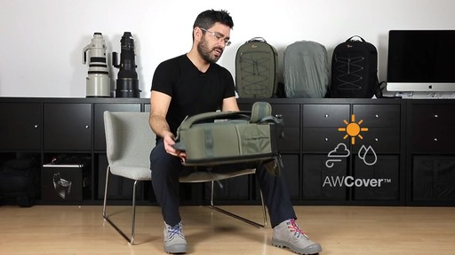 Lowepro Photo Classic BP 300 AW Camera Bag - image 9 from the video