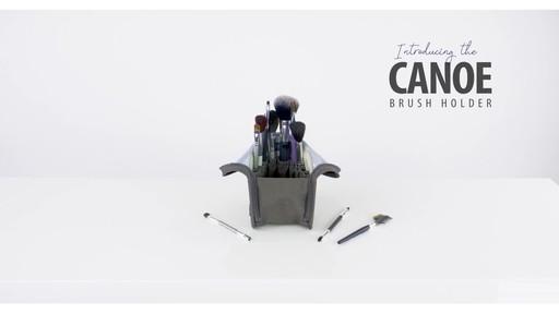Lug Canoe Brush Holder - image 3 from the video