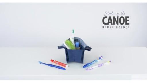 Lug Canoe Brush Holder - image 4 from the video