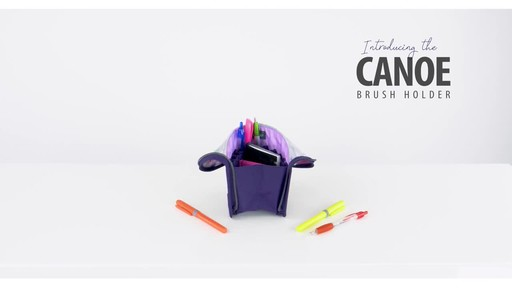 Lug Canoe Brush Holder - image 5 from the video