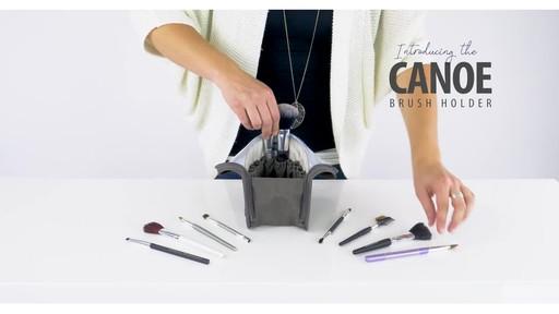 Lug Canoe Brush Holder - image 6 from the video