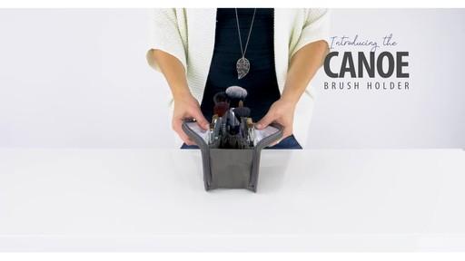 Lug Canoe Brush Holder - image 7 from the video