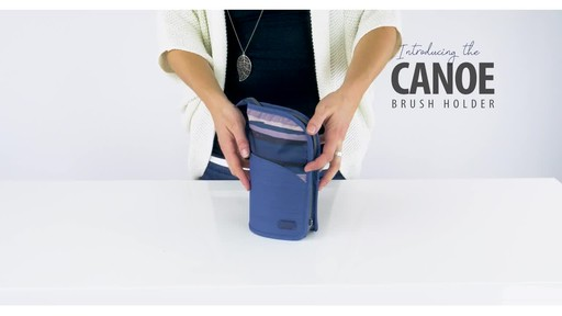 Lug Canoe Brush Holder - image 8 from the video