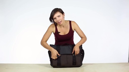 Timbuk2Alchemist Laptop Briefcase - eBags.com - image 2 from the video