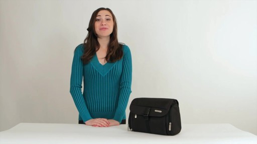 Travelon Hanging Toiletry Kit - image 1 from the video