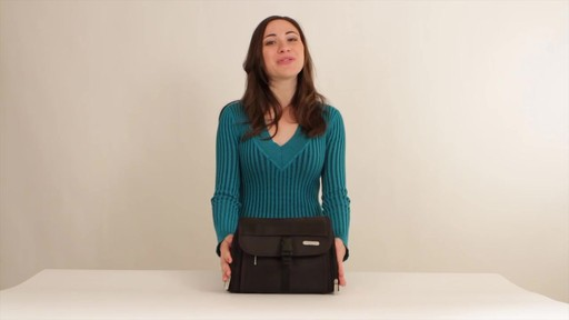 Travelon Hanging Toiletry Kit - image 10 from the video