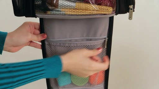 Travelon Hanging Toiletry Kit - image 8 from the video
