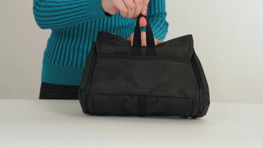 Travelon Hanging Toiletry Kit - image 9 from the video