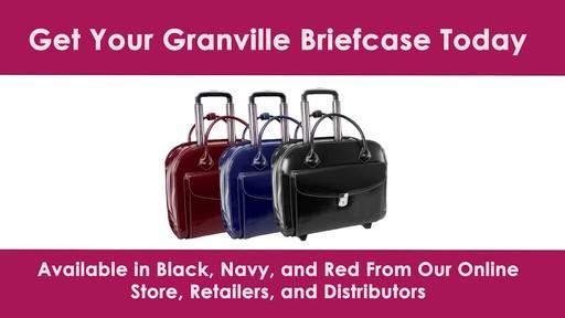 McKlein USA Granville Leather 15.4