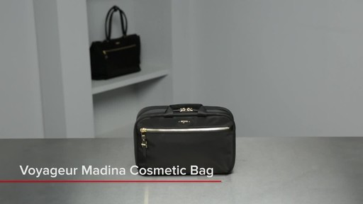 Tumi Voyageur Madina Cosmetic - image 1 from the video