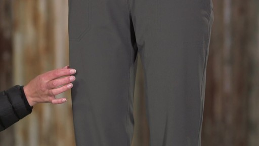 Patagonia Womens Happy Hike Studio Pants - image 2 from the video