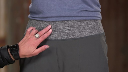 Patagonia Womens Happy Hike Studio Pants - image 6 from the video