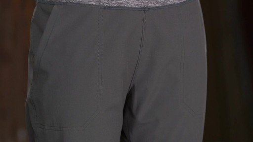 Patagonia Womens Happy Hike Studio Pants - image 7 from the video