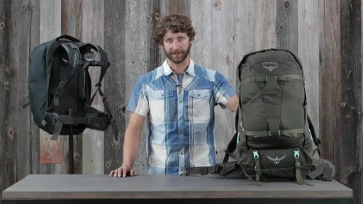 Osprey Farpoint Travel Laptop Backpack Series - image 1 from the video
