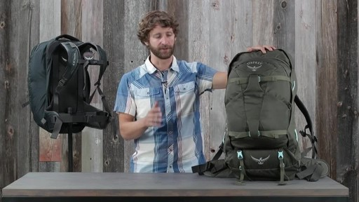 Osprey Farpoint Travel Laptop Backpack Series - image 10 from the video
