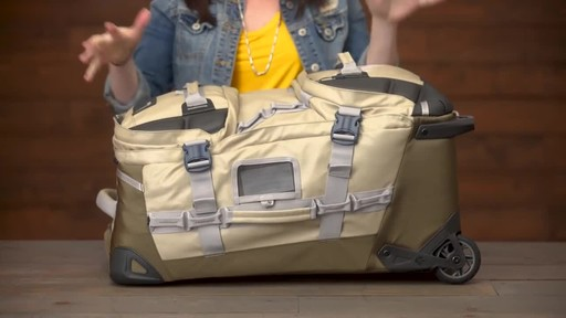 Eagle Creek ORV Wheeled Duffel Collection - image 7 from the video