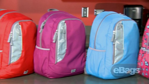 Value, Safety, Perfect Size. eBags Bookworm Kids' Pack - image 1 from the video