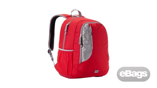 Value, Safety, Perfect Size. eBags Bookworm Kids' Pack - image 10 from the video