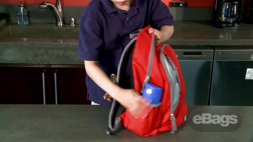Value, Safety, Perfect Size. eBags Bookworm Kids' Pack - image 5 from the video