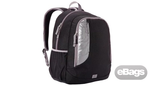 Value, Safety, Perfect Size. eBags Bookworm Kids' Pack - image 9 from the video