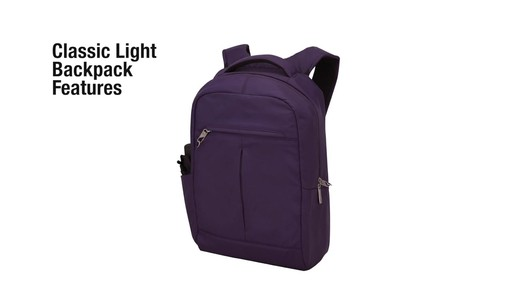 Travelon Anti-Theft Classic Backpack - Shop eBags.com - image 2 from the video