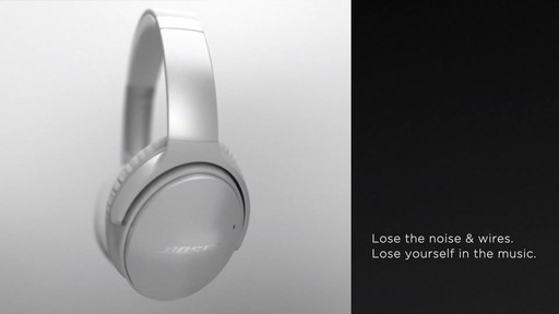 Bose QuietComfort 35 Headphones - Shop eBags.com - image 2 from the video