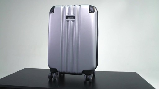 Kenneth Cole Reverb Luggage Collection - on eBags.com - image 1 from the video