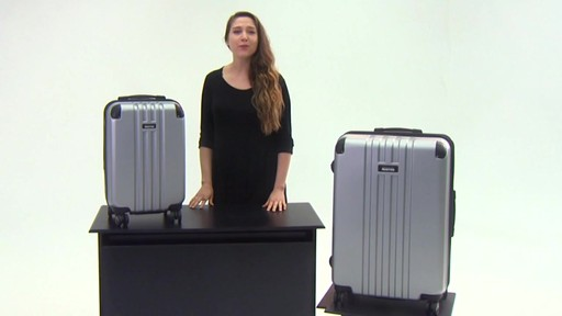Kenneth Cole Reverb Luggage Collection - on eBags.com - image 10 from the video