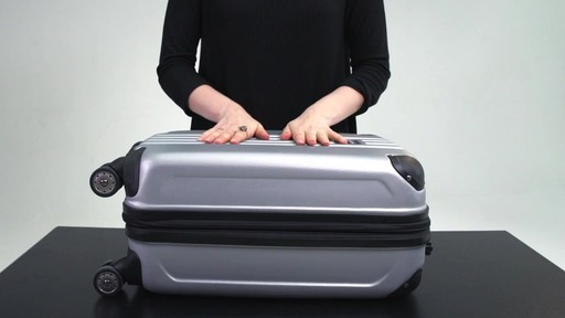 Kenneth Cole Reverb Luggage Collection - on eBags.com - image 2 from the video