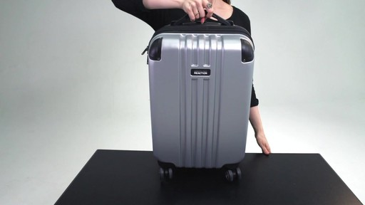 Kenneth Cole Reverb Luggage Collection - on eBags.com - image 3 from the video