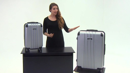Kenneth Cole Reverb Luggage Collection - on eBags.com - image 4 from the video