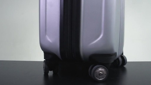 Kenneth Cole Reverb Luggage Collection - on eBags.com - image 5 from the video