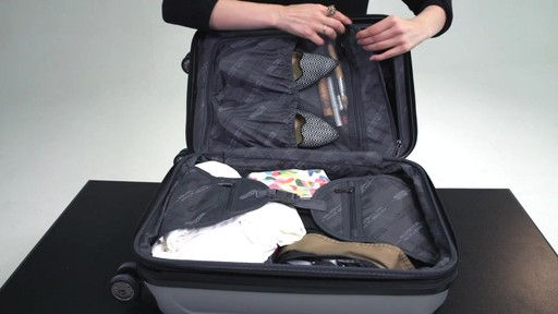 Kenneth Cole Reverb Luggage Collection - on eBags.com - image 7 from the video