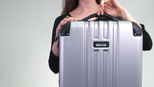 Kenneth Cole Reverb Luggage Collection - on eBags.com - image 8 from the video