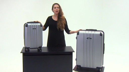 Kenneth Cole Reverb Luggage Collection - on eBags.com - image 9 from the video