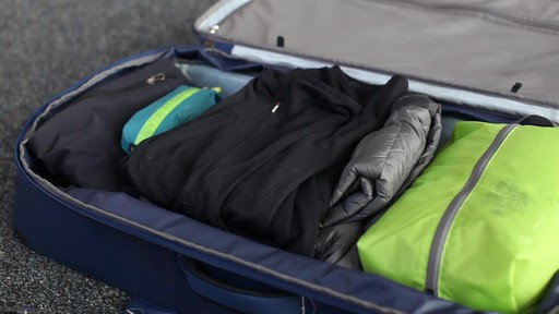Granite Gear Cross-Trek Wheeled Duffel Collection - image 4 from the video