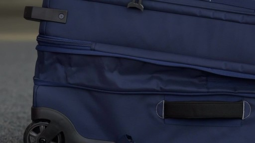 Granite Gear Cross-Trek Wheeled Duffel Collection - image 5 from the video