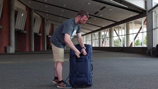 Granite Gear Cross-Trek Wheeled Duffel Collection - image 7 from the video