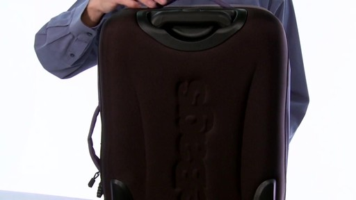 More space. eBags TLS Expandable 22 - image 10 from the video