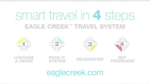 Eagle Creek Packable Duffel - image 10 from the video