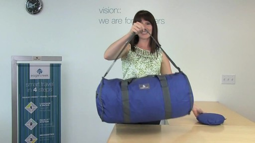Eagle Creek Packable Duffel - image 2 from the video