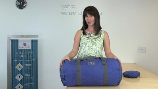 Eagle Creek Packable Duffel - image 3 from the video