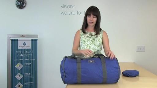 Eagle Creek Packable Duffel - image 4 from the video