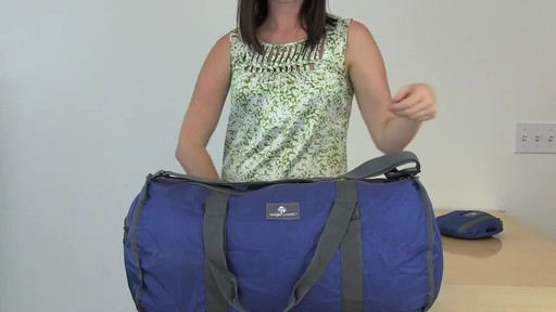 Eagle Creek Packable Duffel - image 5 from the video