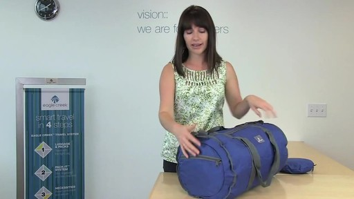 Eagle Creek Packable Duffel - image 7 from the video